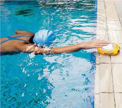 how to count swim laps