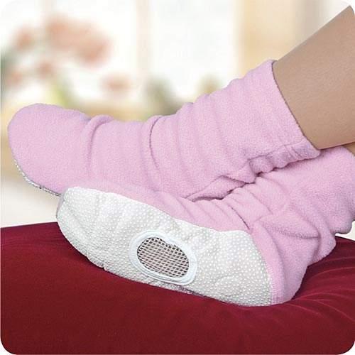 miracle sleep socks. Black Bedroom Furniture Sets. Home Design Ideas