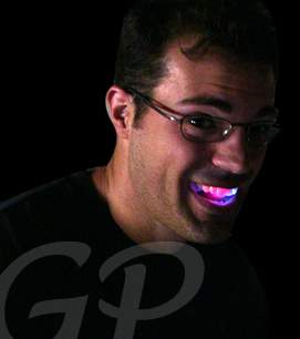 Light Up LED Flashing Teeth