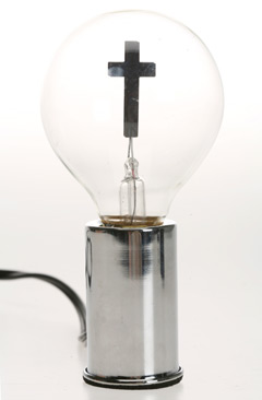 Filament Bulb & Base