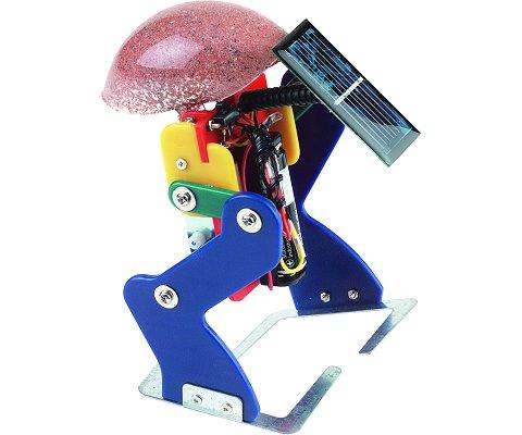 Alien solar robot kit