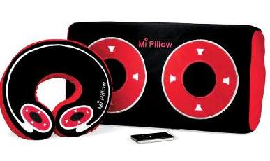 iPod Speaker Pillow