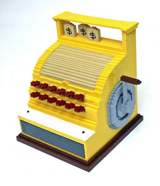 Lego Cash Register