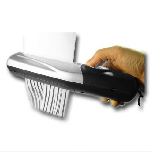 USB Powered Paper Shredder