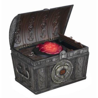 Pirates Treasure Chest Boom Box<br />
