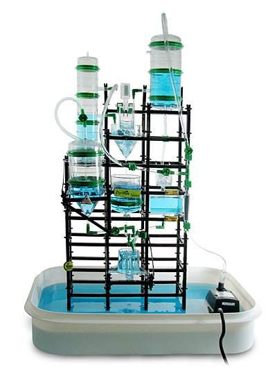 Hydrodynamic Building Set