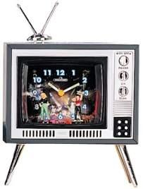 TV Alarm Clock