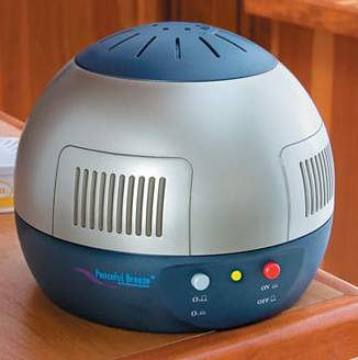Small-Room Air Purifier