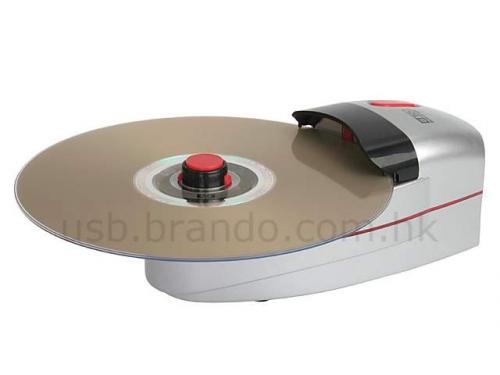 USB Powered CD Destroyer