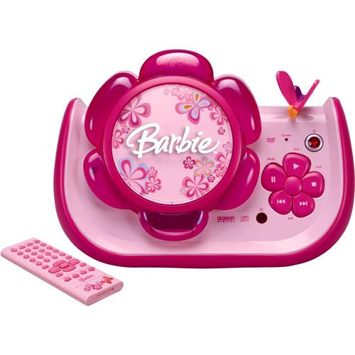 Barbie Blossom DVD/CD Player
