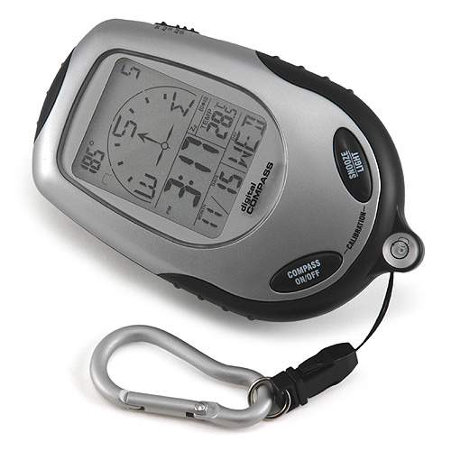 Digital Handheld Compass