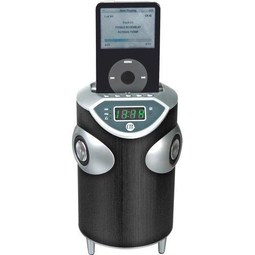 Digital Sound Alarm Clock Ipod Speaker