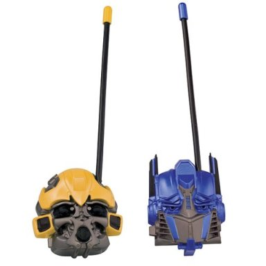 Transformers Walkie-Talkies