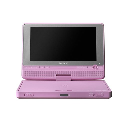 Portable DVD Player Pink