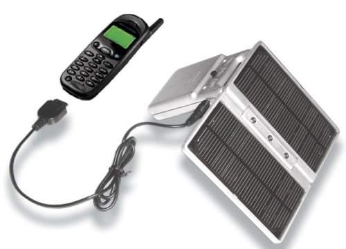 Solar e-Power Charger