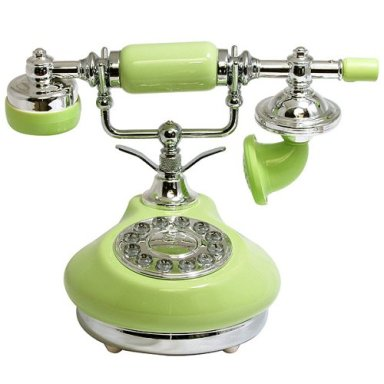 Porcelain Phone - Lime