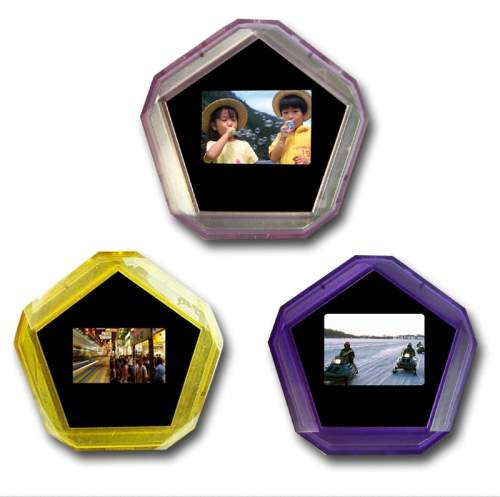Digital Photo Frame - Multi Format Display