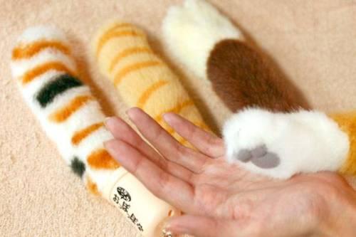 Paw cat trinket