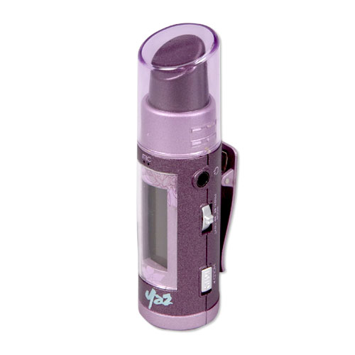 Lipstick MP3 Player