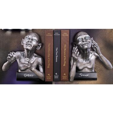 Gollum smeagol bookends - Lord of the rings bookends ...