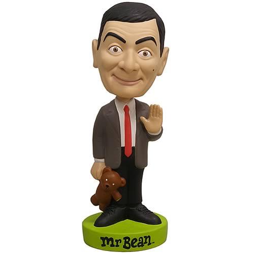 Mr. Bean Bobble Head