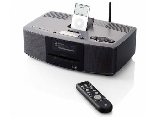 iPod docking station with Ethernet wi-fi