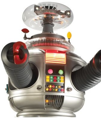 Genuine Lost In Space Robot