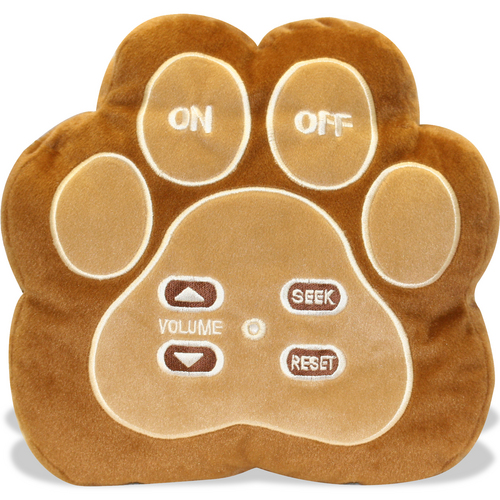 Plush Radio Cushion