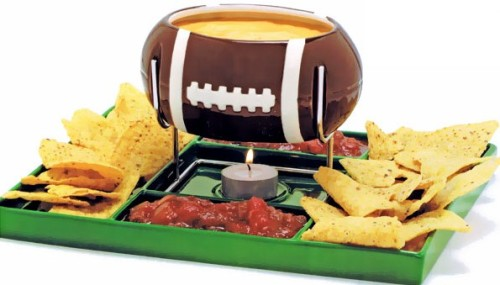Football Party Chips