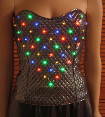 lighted dresses