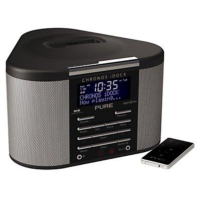 Pure Chronos i-Dock DAB Radio