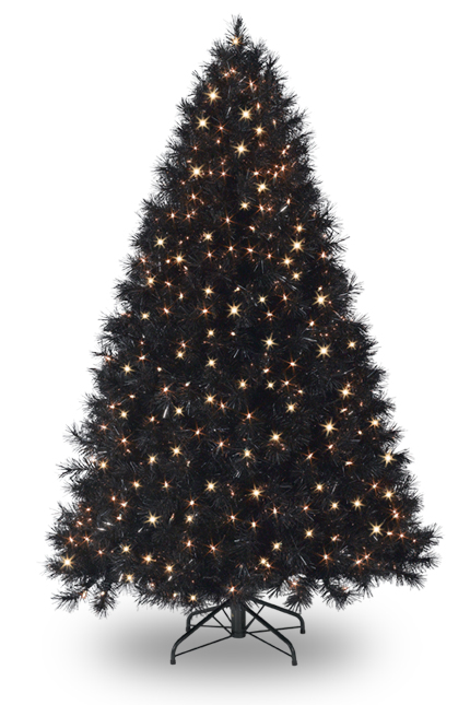 Colored Christmas Trees Artificial