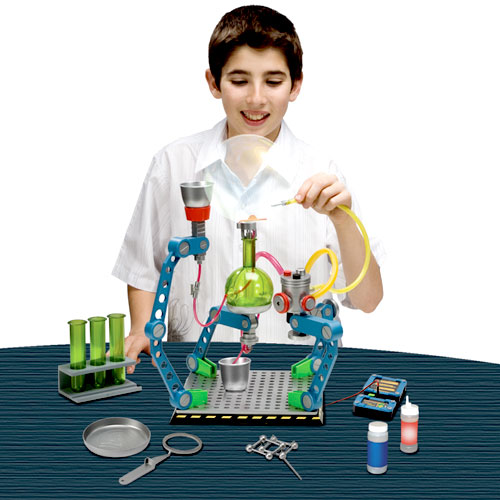 Mad Science Bubble Experiment Lab