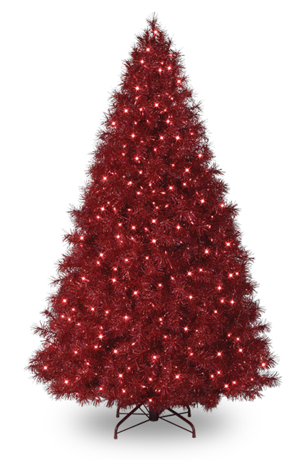 7 Colored Christmas Trees 7 Gadgets
