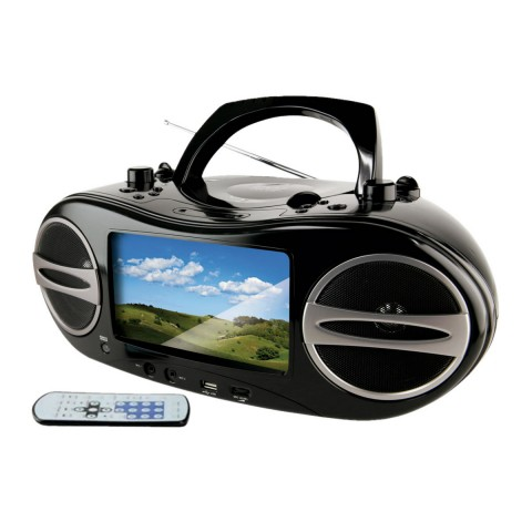 Go Video Portable Entertainment System