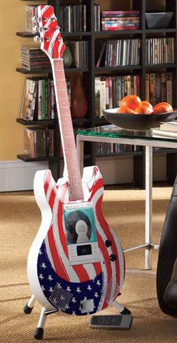 Guitar CD Radio