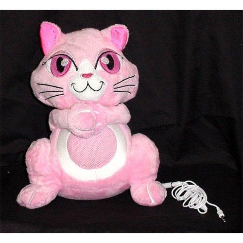 Pink Kitty Ipod Speaker