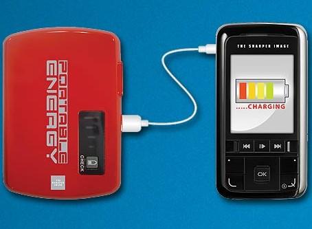 Portable Rechargeable Compact Energy Pak