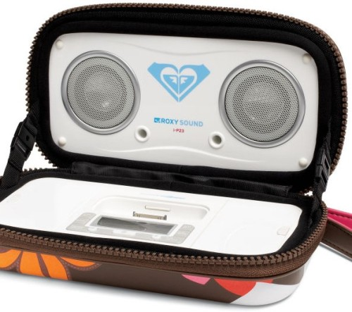 iPod Speaker Case
