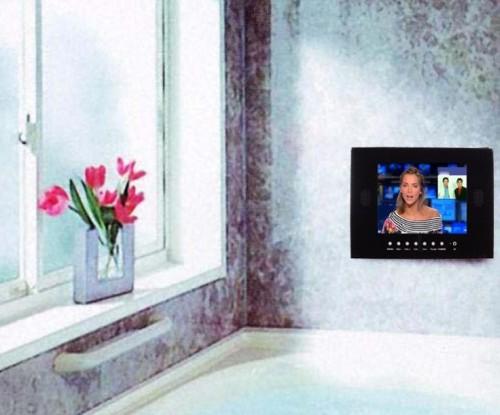 Luxury Waterproof LCD Screen