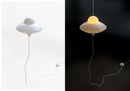 UFO light
