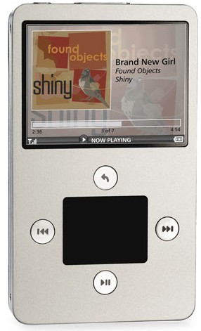Haier ibiza Rhapsody 30GB MP3 Video Player