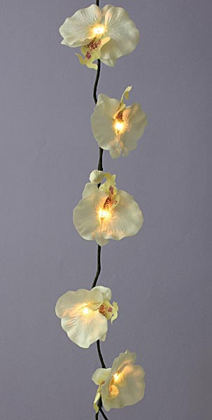 Orchid Light String