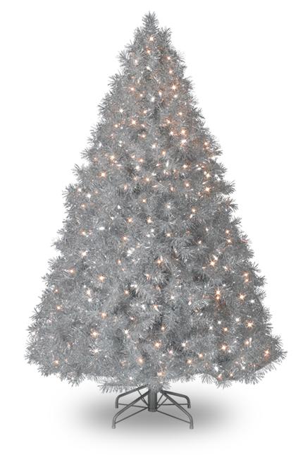 Purple Christmas Trees Artificial