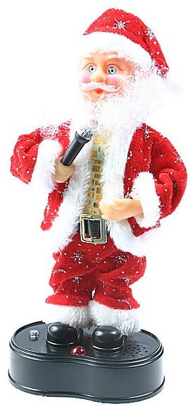 USB Musical Santa Claus