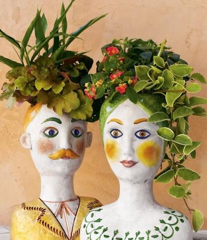 Renzo & Lucia Vases