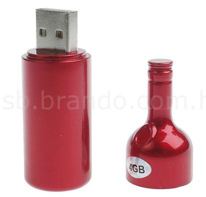 USB Red-Wine