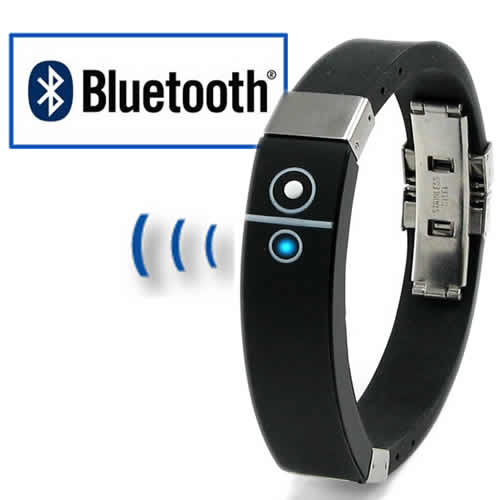 BluAlert Vibrating Bluetooth Wristband