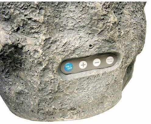 Wireless Rock Speaker System accesories