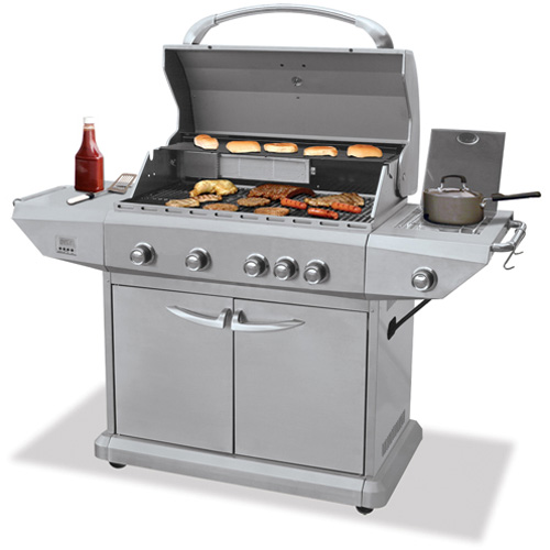 Uniflame Gas Grill ~ Uniflame natural gas grill